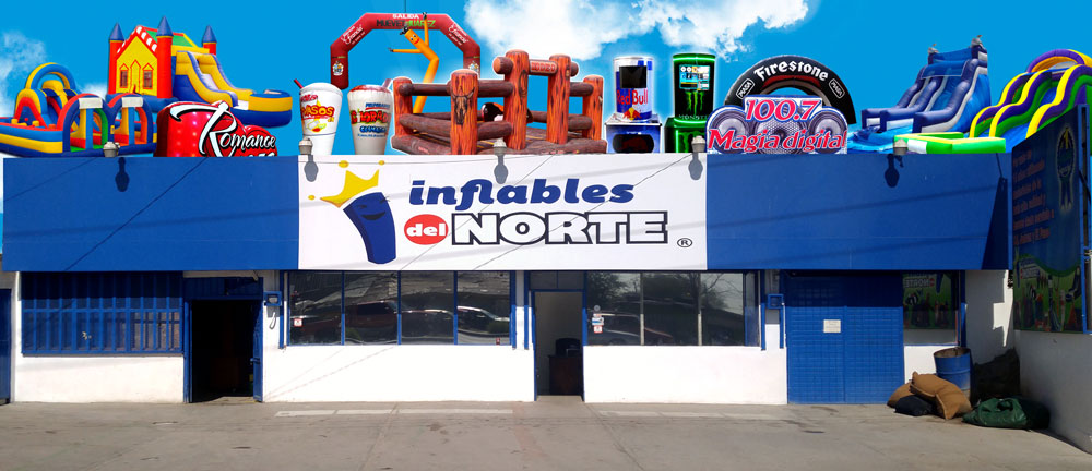 Inflables brinca brinca publicitarios accesorios toros for Accesorios para piscinas inflables